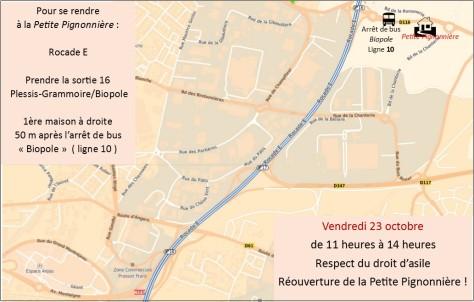 Plan Pignonnière